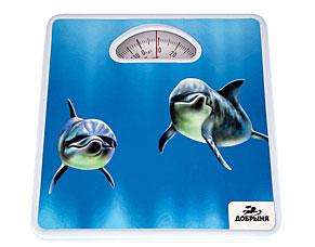 Весы напольные Добрыня DO-3001 механические (до 135 кг)Весы напольные<br><br>