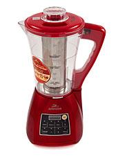 Блендер-суповарка Добрыня DO-1403 красный (1,7л, 900 Вт)Блендеры<br><br>