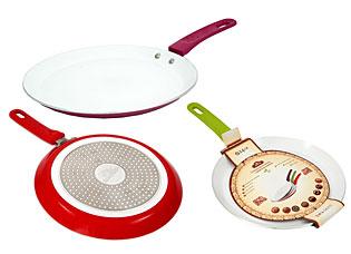 Сковорода блинная Добрыня DO-5015 (24см)Сковороды для блинов<br><br>
