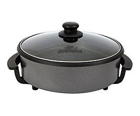 Электрическая сковорода Добрыня DO-1604 (32x7 см)Электросковороды<br><br>