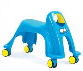 Каталка детская Вихрь голубой Bradex DE 0173игрушки<br><br>