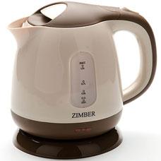 Чайник электрический Zimber ZM-11072, 1л 1100 ВтЧайники и кофеварки<br><br>
