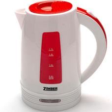 Чайник электрический Zimber ZM-10849, 1,7л 2200 ВтЧайники и кофеварки<br><br>