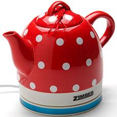 Чайник электрический Zimber ZM-10751-1, 1л 1000 ВтЧайники и кофеварки<br><br>