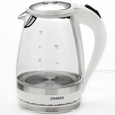 Чайник электрический Zimber ZM-11069, 1,5л 2200 ВтЧайники и кофеварки<br><br>