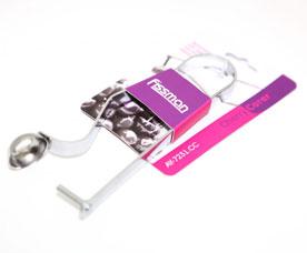 Приспособление для удаления косточек из вишни 17 см Fissman 7231Кухонные аксессуары<br><br>