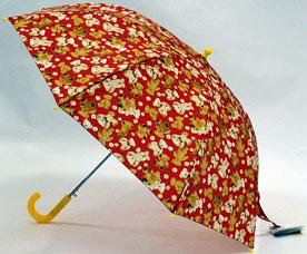 Зонт-трость детский Ame Yoke (Аме Йоке) L-54-6 (авт. с рисунком, спица 54см)Зонты<br><br>