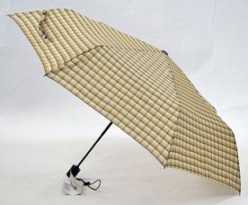 Зонт-автомат Ame Yoke (Аме Йоке) OK-55-CH-1 (клетка, облегченный, спица 55см)Зонты<br><br>