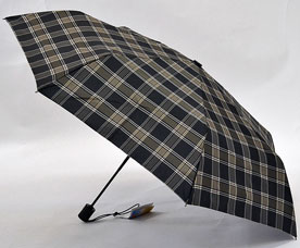 Зонт-автомат Ame Yoke (Аме Йоке) OK-55-CH-5 (клетка, облегченный, спица 55см)Зонты<br><br>