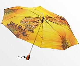Зонт-автомат женский Ame Yoke (Аме Йоке) OK-58-photo-2 (фото, спица 58см)Зонты<br><br>