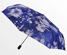 Зонт-автомат женский Ame Yoke (Аме Йоке) OK-58-photo-3 (фото, спица 58см)Зонты<br><br>