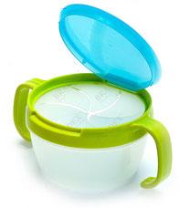 Контейнер для малышей Поймай печенье голубой Bradex DE 0160Хранение продуктов<br><br>