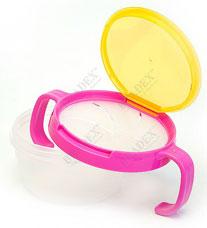 Контейнер для малышей Поймай печенье розовый Bradex DE 0161Хранение продуктов<br><br>