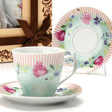 Чайный сервиз Lorraine LR-25797 12пр 220мл фарфор ЦветыСервировка стола<br><br>
