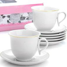 Чайный сервиз Lorraine LR-25932 12пр 220млСервировка стола<br><br>