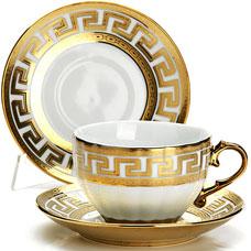 Чайный сервиз Lorraine LR-21571 12пр 200мл костяной фарфорСервировка стола<br><br>