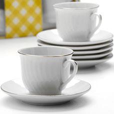 Кофейный набор Lorraine LR-25611 12пр 90млСервировка стола<br><br>