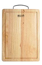Доска разделочная Regent Inox 93-BO-2-09 32x24x1,5 смРазделочные доски<br><br>