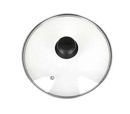 Крышка стеклянная Regent Inox 93-LID-01-16 16 смСтеклянные крышки<br><br>