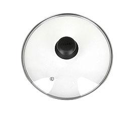 Крышка стеклянная Regent Inox 93-LID-01-18 18 смСтеклянные крышки<br><br>