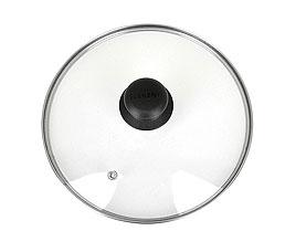 Крышка стеклянная Regent Inox 93-LID-01-22 22 смСтеклянные крышки<br><br>