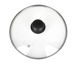 Крышка стеклянная Regent Inox 93-LID-01-26 26 смСтеклянные крышки<br><br>