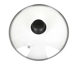 Крышка стеклянная Regent Inox 93-LID-01-28 28 смСтеклянные крышки<br><br>