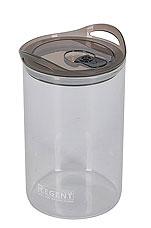 Банка для сыпучих продуктов Regent inox 93-DE-CA-01-1600 1,6 лХранение продуктов<br><br>