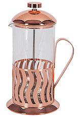 Френч-пресс из нержавеющей стали Regent inox 93-FR-33-01-1000 1 литрЗаварочные чайники<br><br>