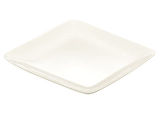 Тарелка десертная Crema, 20x20 см, Tescoma 387040Сервировка<br><br>