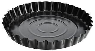 Форма для пирога из углеродистой стали Regent inox 93-CS-EA-4-06 28x3,5 смТовары для выпечки<br><br>