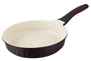 Сковорода керамическая Regent inox 93-AL-BE-1-28 28x6 смСковороды антипригарные<br><br>