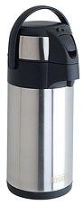 Термос с пневмонасосом Regent Inox 93-TE-G-1-2000 2 литраТермосы<br><br>