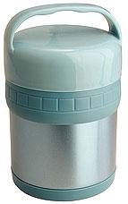 Термос 1 литр ланч-бокс Regent Inox 93-TE-S-3-1000T 2 лоткаТермосы<br><br>