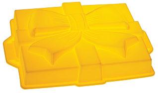 Форма силиконовая Бант Regent inox 93-SI-FO-39 34x24x6 смТовары для выпечки<br><br>