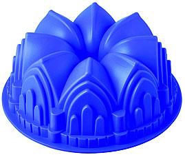 Форма силиконовая для выпечки Готика Regent inox 93-SI-FO-51 23x10 смТовары для выпечки<br><br>