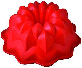 Форма силиконовая для выпечки Флора Regent inox 93-SI-FO-52 21x11 смТовары для выпечки<br><br>