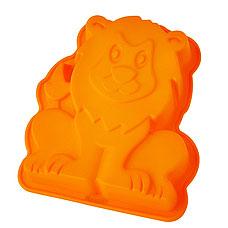Форма силиконовая Царь зверей Regent inox 93-SI-FO-77 20x17x4,5 смТовары для выпечки<br><br>