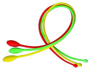 Набор шнуров-петель кулинарных 3 шт. Regent inox 93-SI-S-23 44 смРазное<br><br>