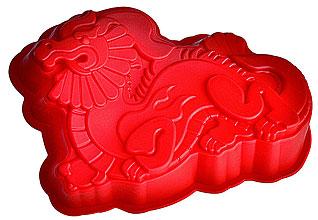 Форма силиконовая Дракон Regent inox 93-SI-FO-102 20x14x4 смТовары для выпечки<br><br>