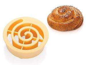 Формочка для булочек Delicia, улитка Tescoma 630107Выпечка<br><br>