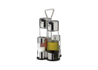 Набор масло-уксус-соль-перец Club, Tescoma 650354Сервировка<br><br>