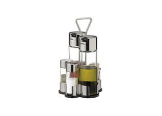 Набор масло-уксус-соль-перец-зубочистки Club, Tescoma 650356Сервировка<br><br>