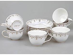Чайный набор Rosenberg 8673 12 пр (250мл)Сервировка стола<br><br>