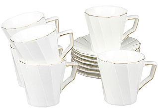 Чайный набор Rosenberg 8716 12 пр (220мл)Сервировка стола<br><br>