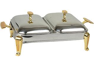 Форма для горячего Rosenberg 4429-GСервировка стола<br><br>