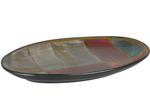 Тарелка Rosenberg R-545 36x24смСервировка стола<br><br>