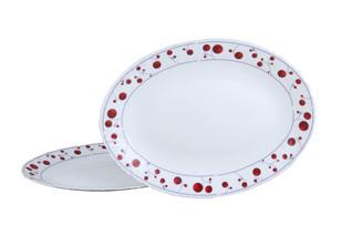 Набор салатников Rosenberg 1220-496 36смСервировка стола<br><br>