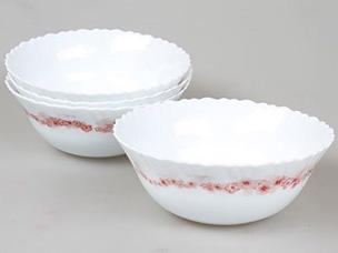 Набор суповых тарелок Rosenberg 1224-588 21смСервировка стола<br><br>