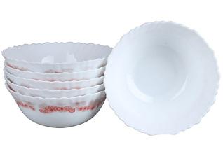 Набор суповых тарелок Rosenberg 1225-588 18смСервировка стола<br><br>